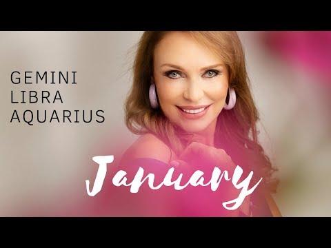 GEMINI/LIBRA/AQUARIUS JANUARY 2019 Monthly Reading With Amira