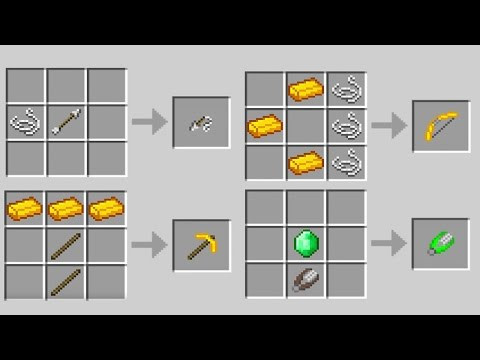 [10] Minecraft Crafting Ideas   TheMinecraftCookies [HD]
