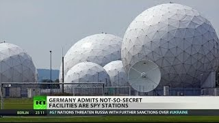 German( spy) agency reveals locations of surveillance facilities  6/7/14