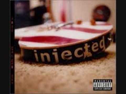 Titelbild des Gesangs I, Iv, V von Injected