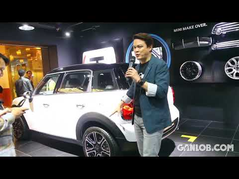 MINI Countryman Preston di Indonesia