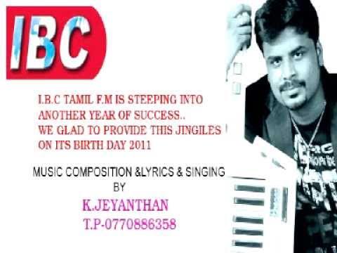 I.B.C TAMIL RADIO JINGLES 2011.wmv