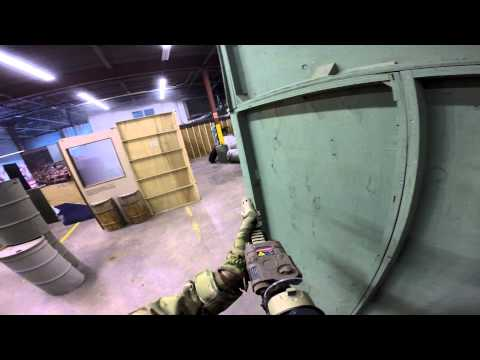 POLARSTAR GAMEPLAY! at Tactical Airsoft Elite Force 4CRL | Ordo Airsoft