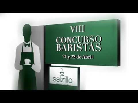 Concurso de Baristas de Salzillo tea and coffee 2015