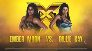 download lagu Wwe 2k18 - Ember Moon Vs Billie Kay gratis
