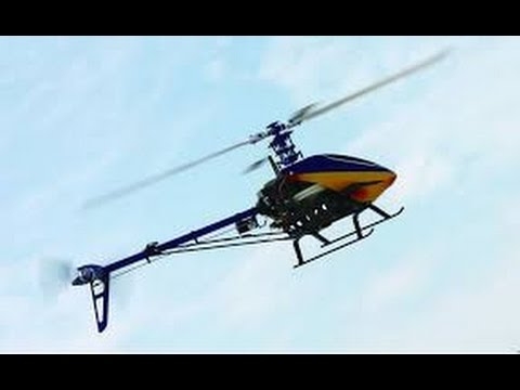 How To Fly an RC Helicopter (PT 2)