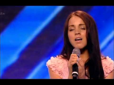 X FACTOR 2013 STAGE AUDITIONS - MELANIE McCABE - TITANIUM by...