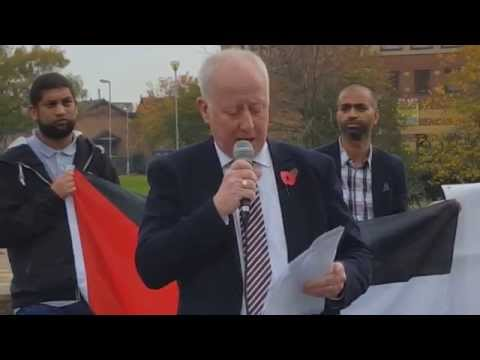 Middlesbrough March for Palestine - Teesside Palestine Solidarity Campaign