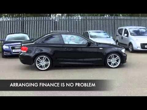 BMW 1 SERIES DIESEL COUPE (2012) 118D M SPORT 2DR - SNZ7146
