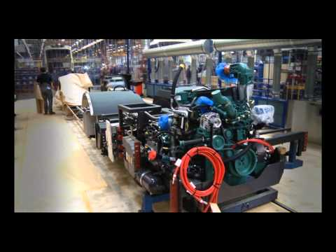 Volvo Bus Lothian 7900H hybrid video