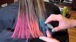 Color Bug Hair Chalk