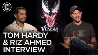Venom: Tom Hardy on the Jekyll and Hyde Dynamic Between Eddie Brock and Venom Symbiote Poster