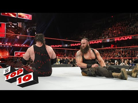Top 10 Raw moments: WWE Top 10, December 11, 2017