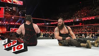 Download Top 10 Raw moments: WWE Top 10, December 11, 2017 3Gp Mp4