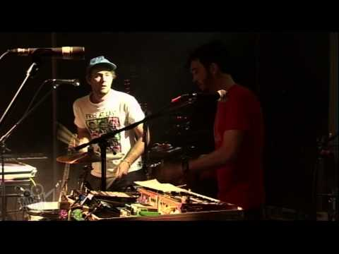 The Ruby Suns - Tane Mahuta (Live @ Sydney, 2009)