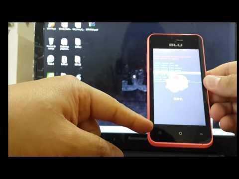 Como realizar un Hard Reset en Smartphone BLU Advance 4.0 L (A010L / A010U)