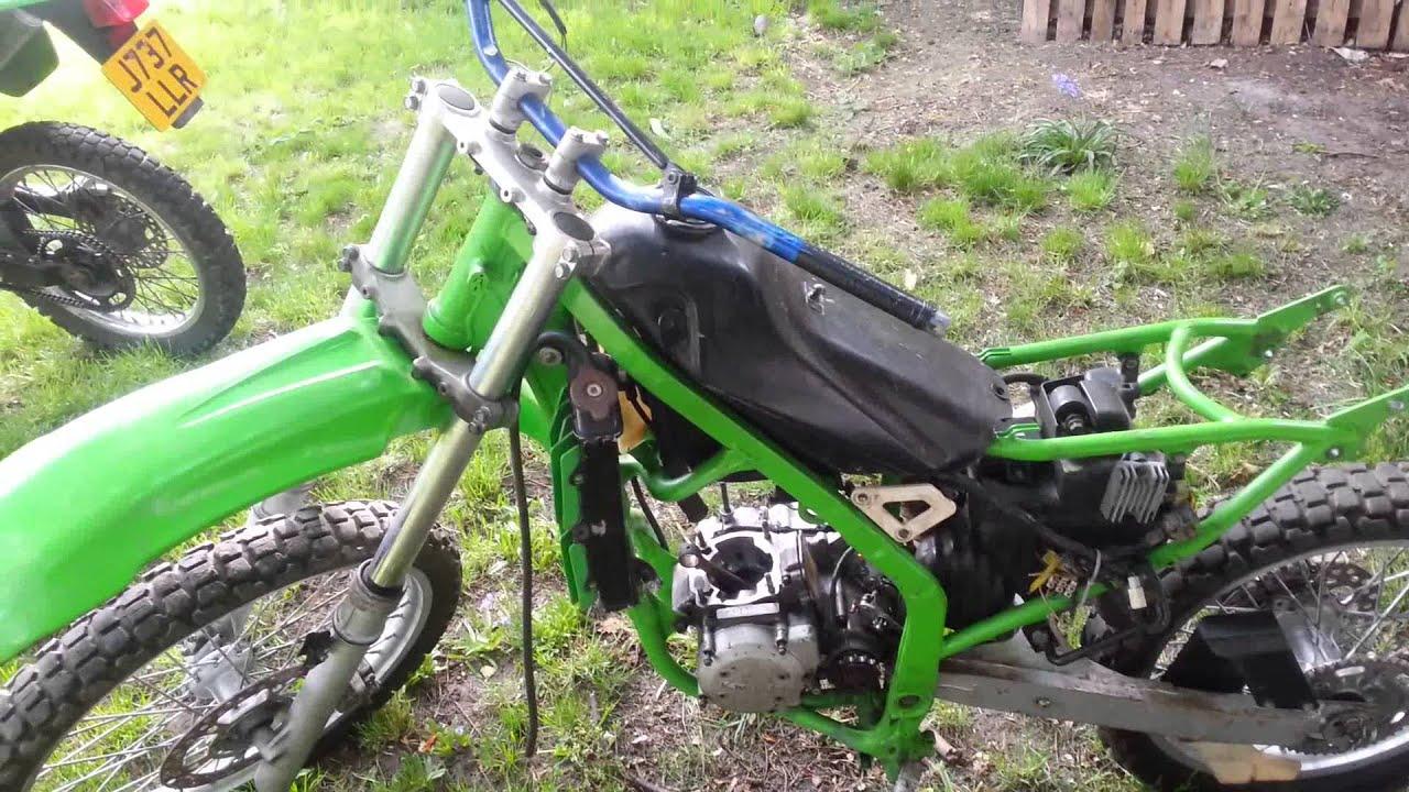 Kdx 125 For Sale Kawasaki Kdx 125cc For Sale x