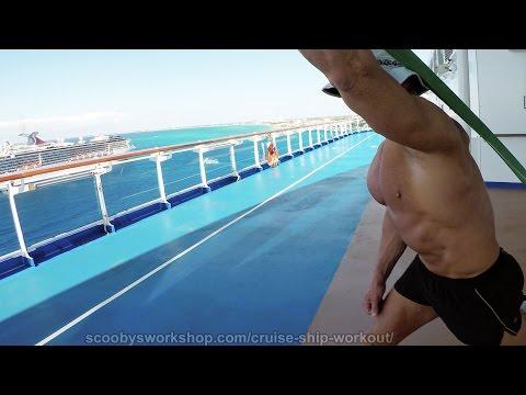 Cruise Ship Workout