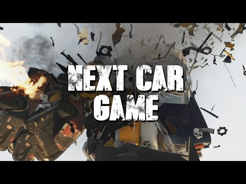 Next Car Game - NEW CAR & TRACK (with Route 2 Glitch)