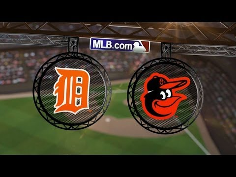 5/12/14: Tigers pull away on Kinsler's two-run homer