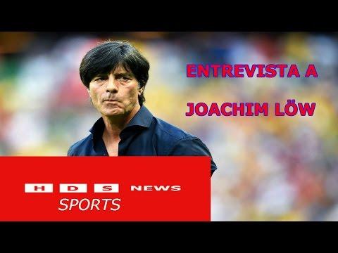 Entrevista a Joachim Low