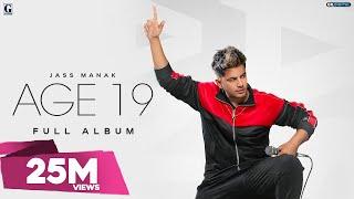 AGE 19 : JASS MANAK (Full Album) Divine   | Bohemia | GK.DIGITAL | Geet MP3