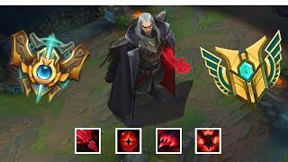 SWAIN REWORK MONTAGE 😃 Best Swain Rework Plays Compilation 2018 (League of Legends)