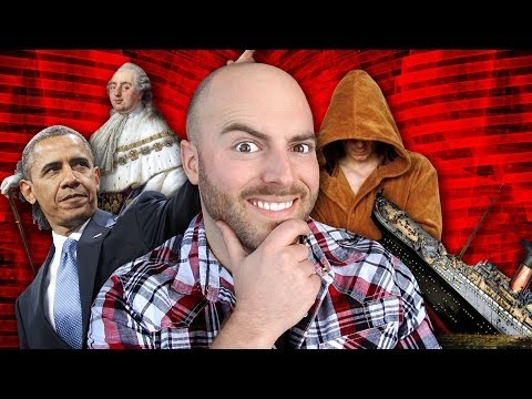 Subscribe! New videos every Saturday: http://bit.ly/Subscribenow Twitter: http://twitter.com/MatthewSantoro Facebook: http://fb.com/MatthewSantoroOfficial Fa...