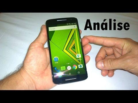 Moto X PLAY Análise Completa - Review BRASIL