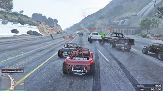 GTA 5 Online - Off-Road Cars | Race Event (Grand Theft Auto V)