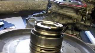 FN4AEL Transmission with 4F27E Transmission Updated End Cover - Transmission Repair