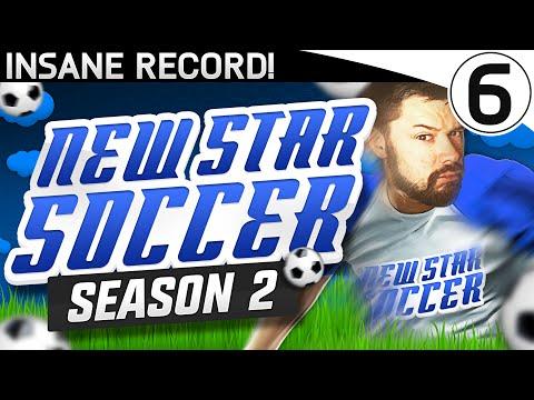 INSANE RECORD!! - NEW STAR SOCCER! S02 #06