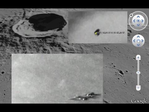 5 imágenes de google moon que te dejarán helado