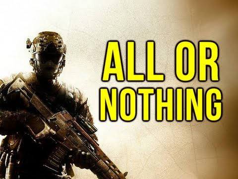 All or Nothing - Black Ops 2 Gameplay Commentary