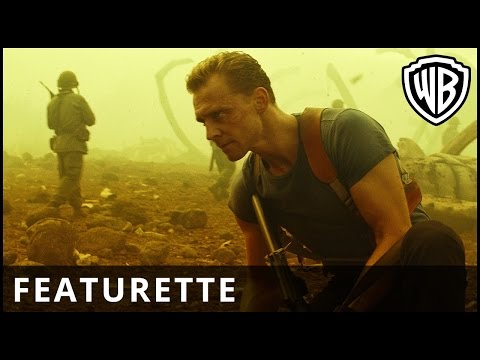 Kong: Skull Island – Kong Is King Featurette – Warner Bros. UK