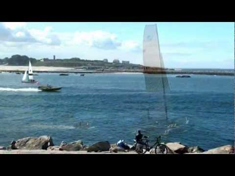 Extreme Sailing Series - Porto, Portugal ( HD )