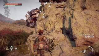 Horizon Zero Dawn: you can run but you can