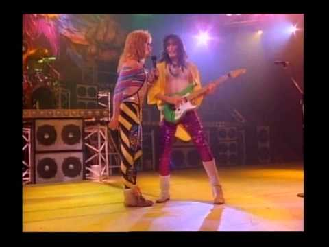 David Lee Roth - Loco del Calor (Goin