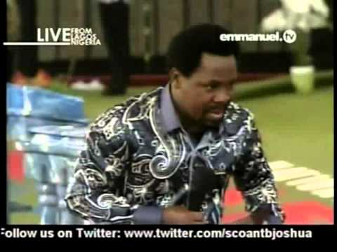 Tb Joshua. Sermon 03-02-2013 video