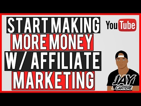 How To Start With Affiliate Marketing On Your #YouTube Gaming Channel - Make More Money On YouTube