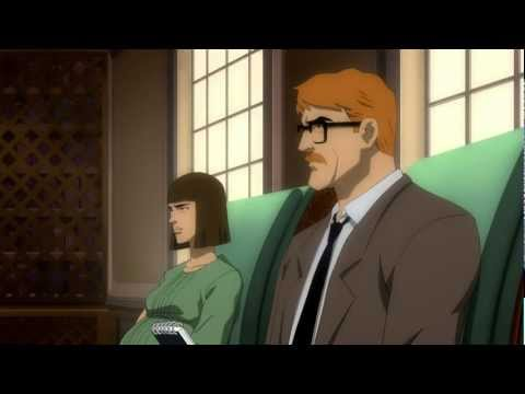 Batman-Year One Playboy Clip