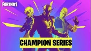 Fortnite champion series finals game 1 viewing party...Braff and chill