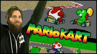 Nostalgia Bomb (ep. 5) - Super Mario Kart