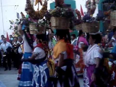 Festividad del Señor del Calvario en Coixtlahuaca, Oaxaca