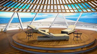 Ocean Waves Sleep Sounds Aboard Luxury Yacht White Noise For Sleeping 10 Hours