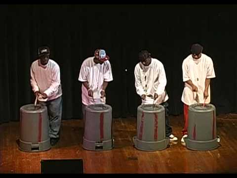 Bucket Boyz - Ellet High School 2005 Talent Show