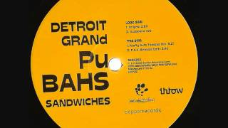 Detroit Grand Pubahs - Sandwiches
