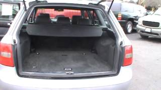 2000 Audi A6 Quattro Avant Wagon