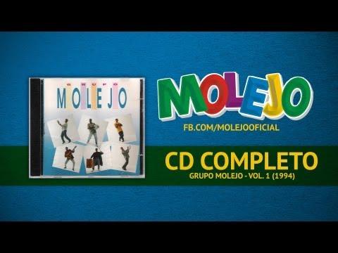 Molejo - Volume 1 (1994) - CD Completo
