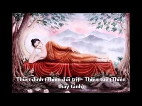 Thiền định (Thiền đối trị) - Thiền tuệ (Thiền thấy tánh)